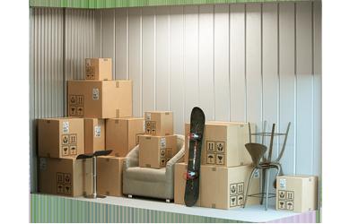 5'x14' Storage Unit